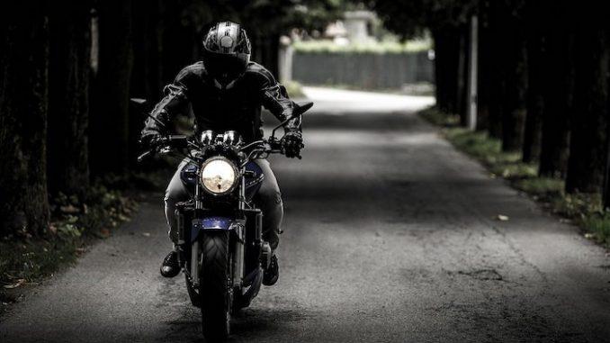 Motorfiets alternatief auto